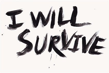 Foto I Will Survive Deal 1 persoon